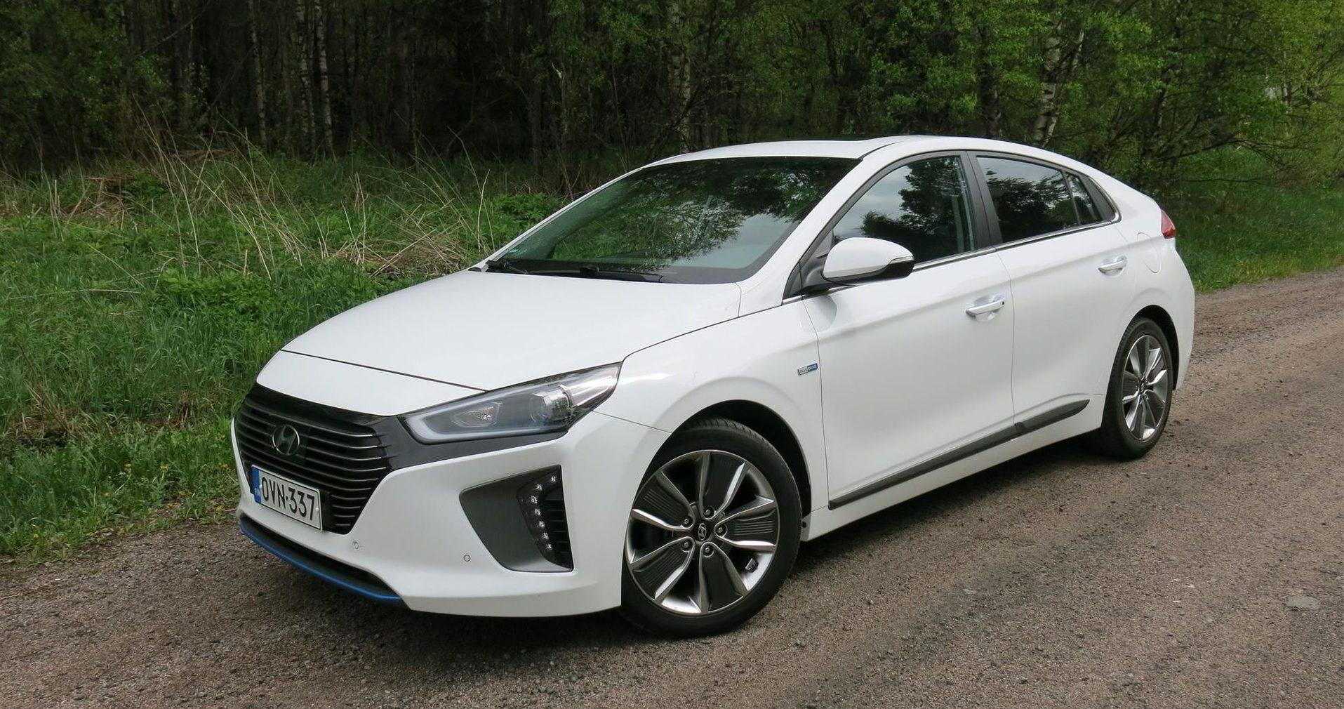 Hyundai ioniq ajossa