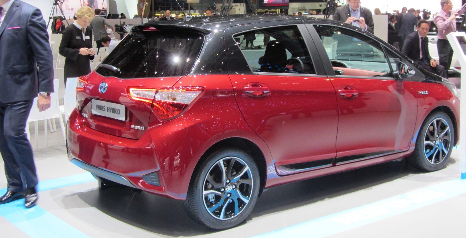 Toyota uusi malli