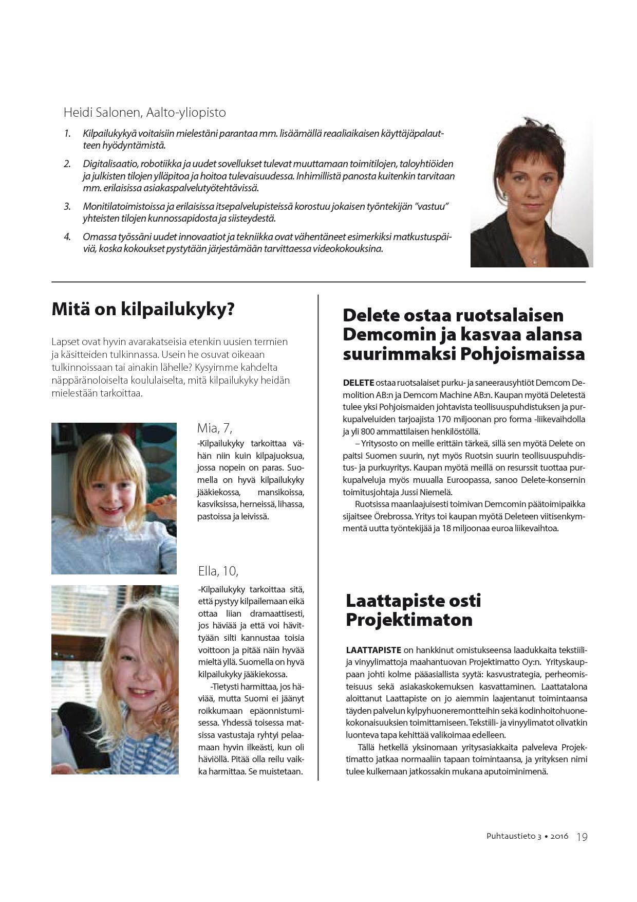 Tekniikan akateemiset TEK, Helsinki, Finland.
