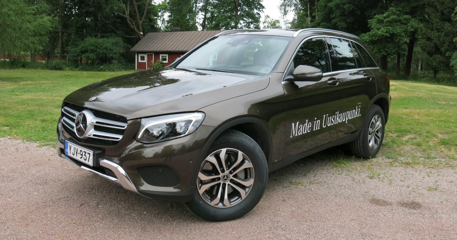 Mercedes Benz Katumaasturi