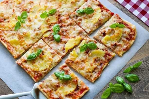 Pizzapohja Tuorehiiva